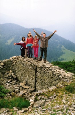 Неіснуючим державним кордоном: восьмиденна пішохідна мандрівка для підготовлених.