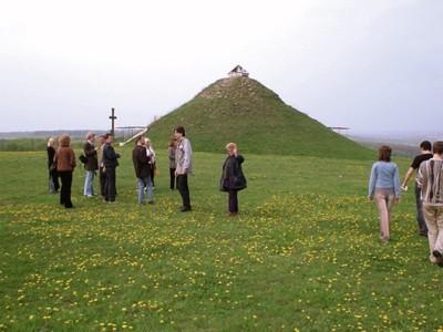 Прогулянка в середньовіччя