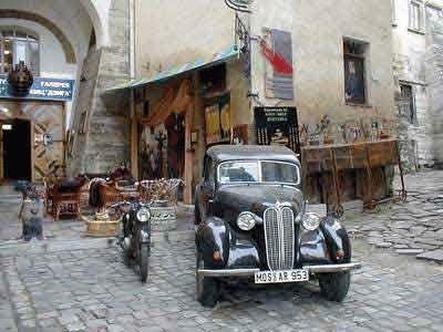 «Дзиґа» — візитка Львова