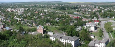 Місто-парк на трьох ріках