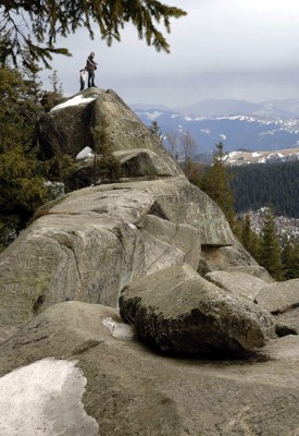 Легенди в камені