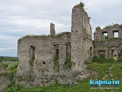 Скала-Подільська: замок, місто і легенди