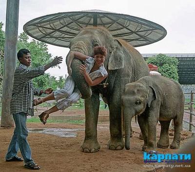 Таїланд — нехай сховаються європейські видовища