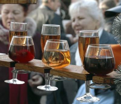 «Червоне вино» — увесь спектр кольорів