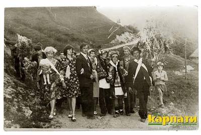 Велике гуцульське весілля