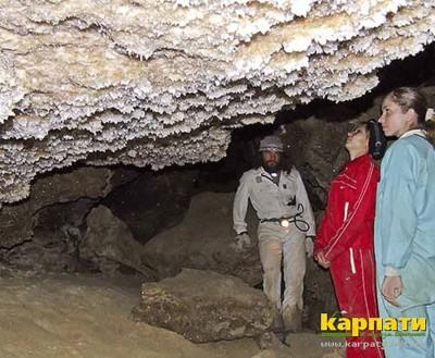 Підземне царство Млинки