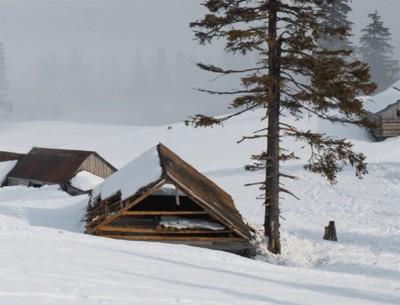 В зимові гори візьми з собою удачу