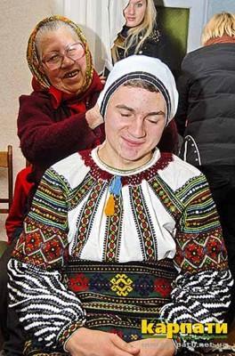 Карнавал по-горошівськи