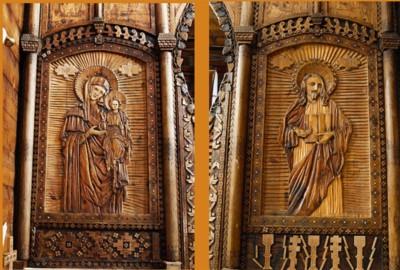 Дві церкви, дві історії