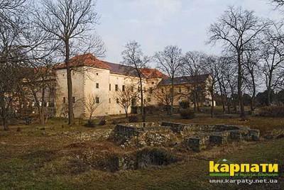 Страж міста — Ужгородський замок