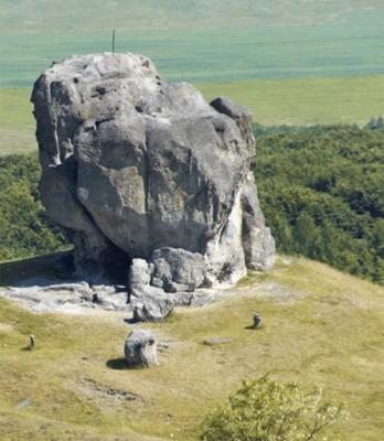 Обитель над Чортовим каменем