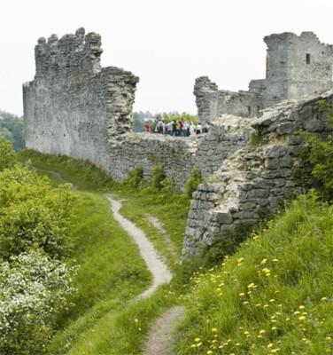 Кременецькі гори, мури і святині